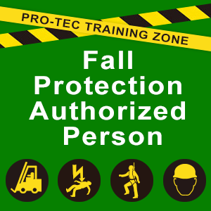Fall Protection Authorized Person