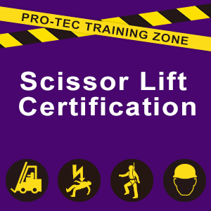 Scissor Lift Certification