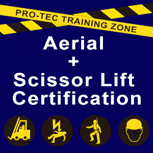 Aerial & Scissor Lift Certification